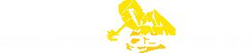 Rękawice robocze logo